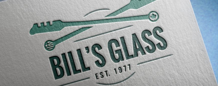 Bill's Glass Corporate Logo