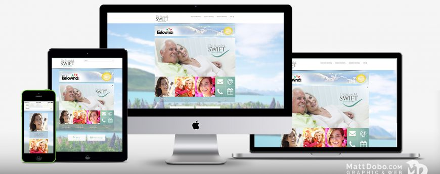 Dr. Sean M. Swift Dentistry Company Website